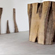 David Nash at the Yorkshire Sculpture Park