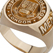 Imperial College London Signet Graduation Ring