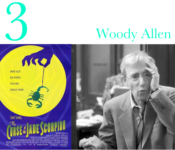 Woody Allen in The Curse of the Jade Scorpion