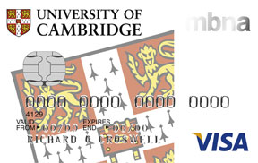 Cambridge Alumni Credit Card