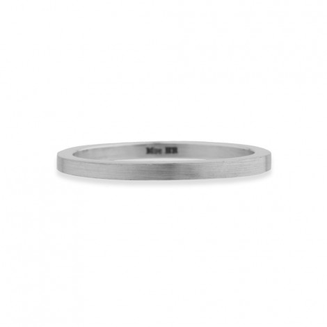 Band #1.5 in Sterling Silver