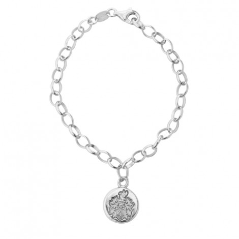 Classic Charm Bracelet in Sterling Silver